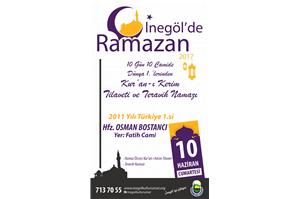 2011 Yılı Türkiye 1.si Hfz. Osman BOSTANCI