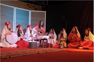 Ramazan Sokağında Fasıllı Eğlence
