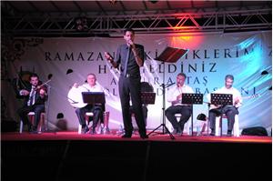 Ramazan Sokağında Grup Neva Konseri