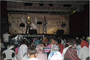 Ramazan Sokağında Grup Amenna Konseri