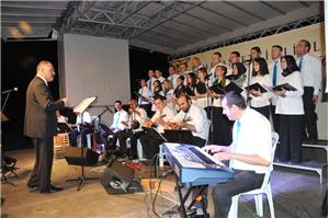 Ramazan Sokağında Halk Müziği Konseri
